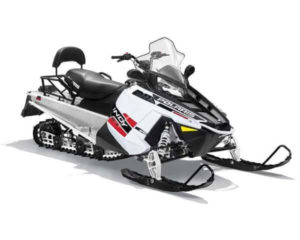 2016 Polaris 550 Indy LXT White